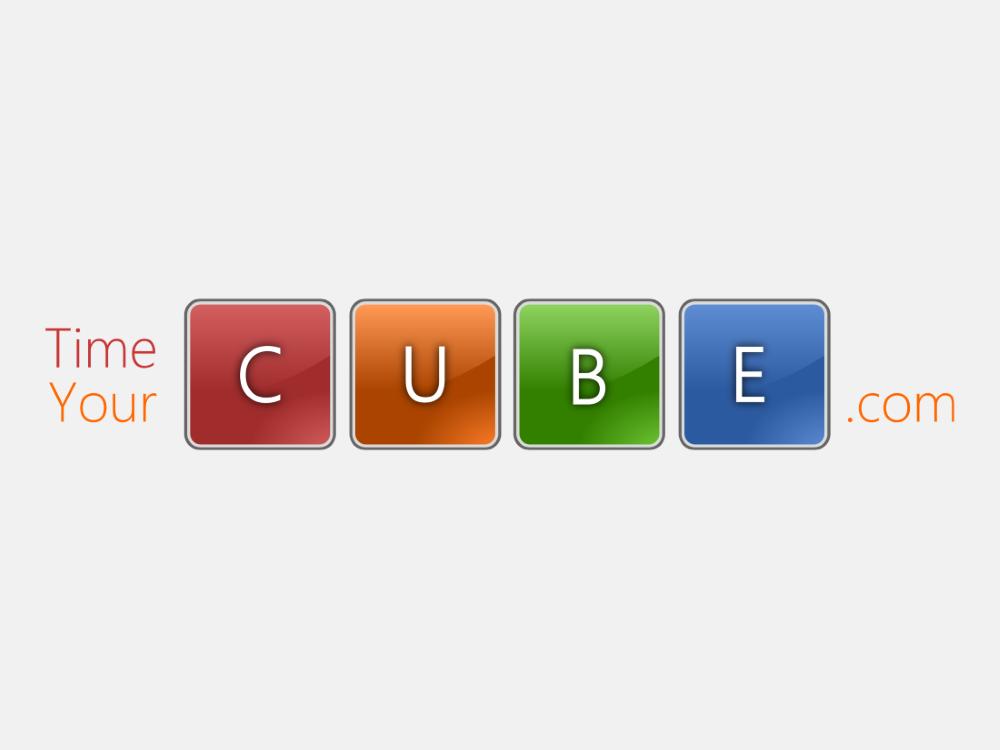 TimeYourCube com